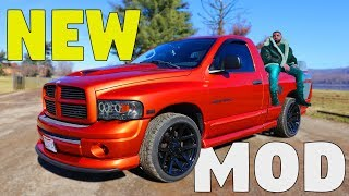 Ricer Truck Gets a MUCH Needed Mod