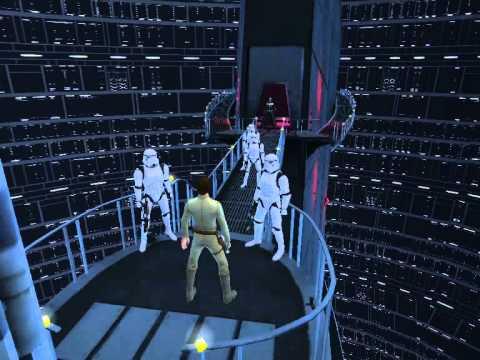 Dark Luke Part I - Star Wars Scene Maker