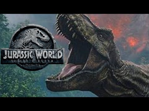Jurassic World:Fallen Kingdom-Trailer HD (2018)