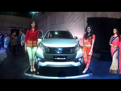Toyota Rush Compact Suv 2016