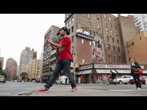 E Solo 'Astor Place' New York City LITE FEET | YAK FILMS