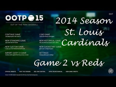 Out of the Park 15 St Louis Season Game2