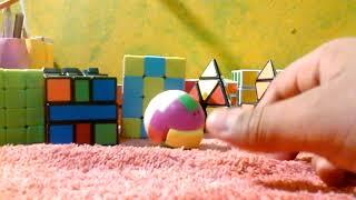 Mostrando los cubos de mi colección parte# 2