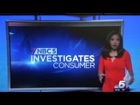 NBC DFW - Nails Salon Sanitization Investigation