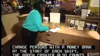 Gaming Cashier Job Description
