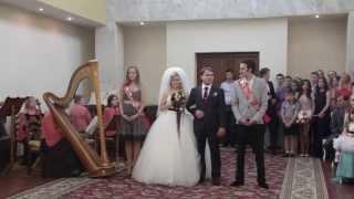 Свадьба Юлии  и Ивана 06.07.2013