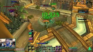 +10 Mythic Atal'Dazar! - Mistweaver Monk PoV