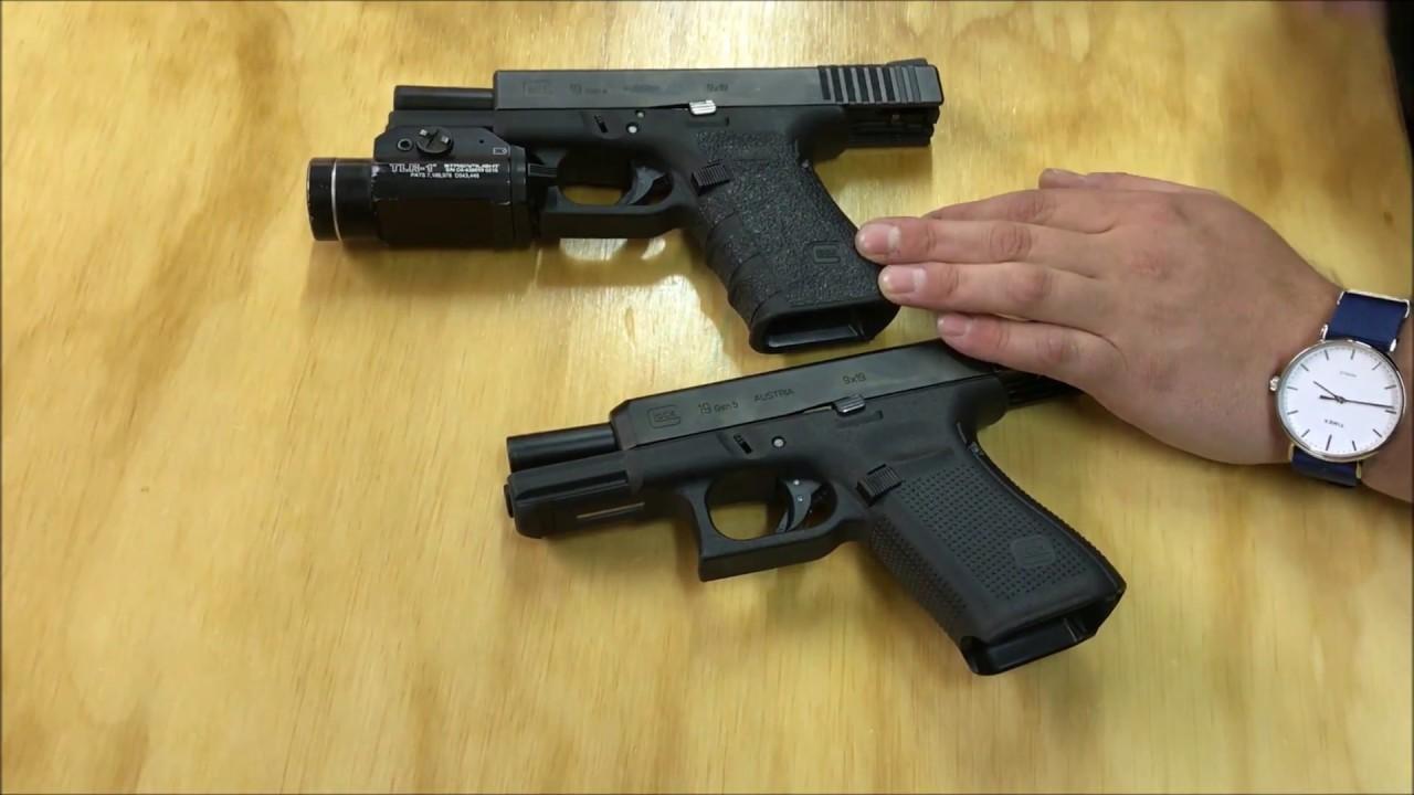 First Look Glock 19 Gen5 | TALON Grips