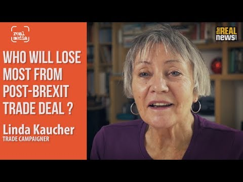 Post Brexit Trade Deals - Who Will be the Winners and Losers?