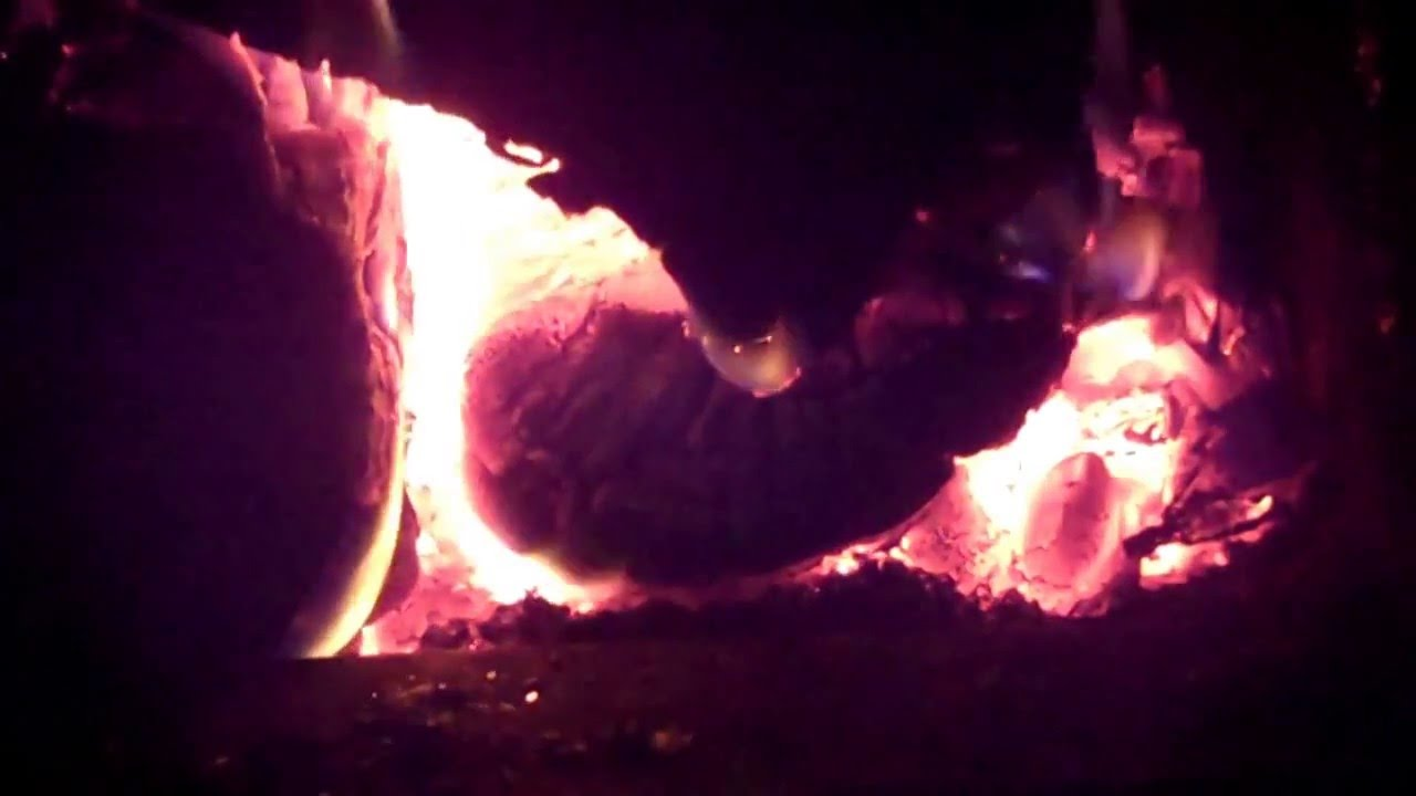 CRACKLING WOOD FIRE BURNING SOUNDS YOU WANTED FREE 4 mp3 - YouTube