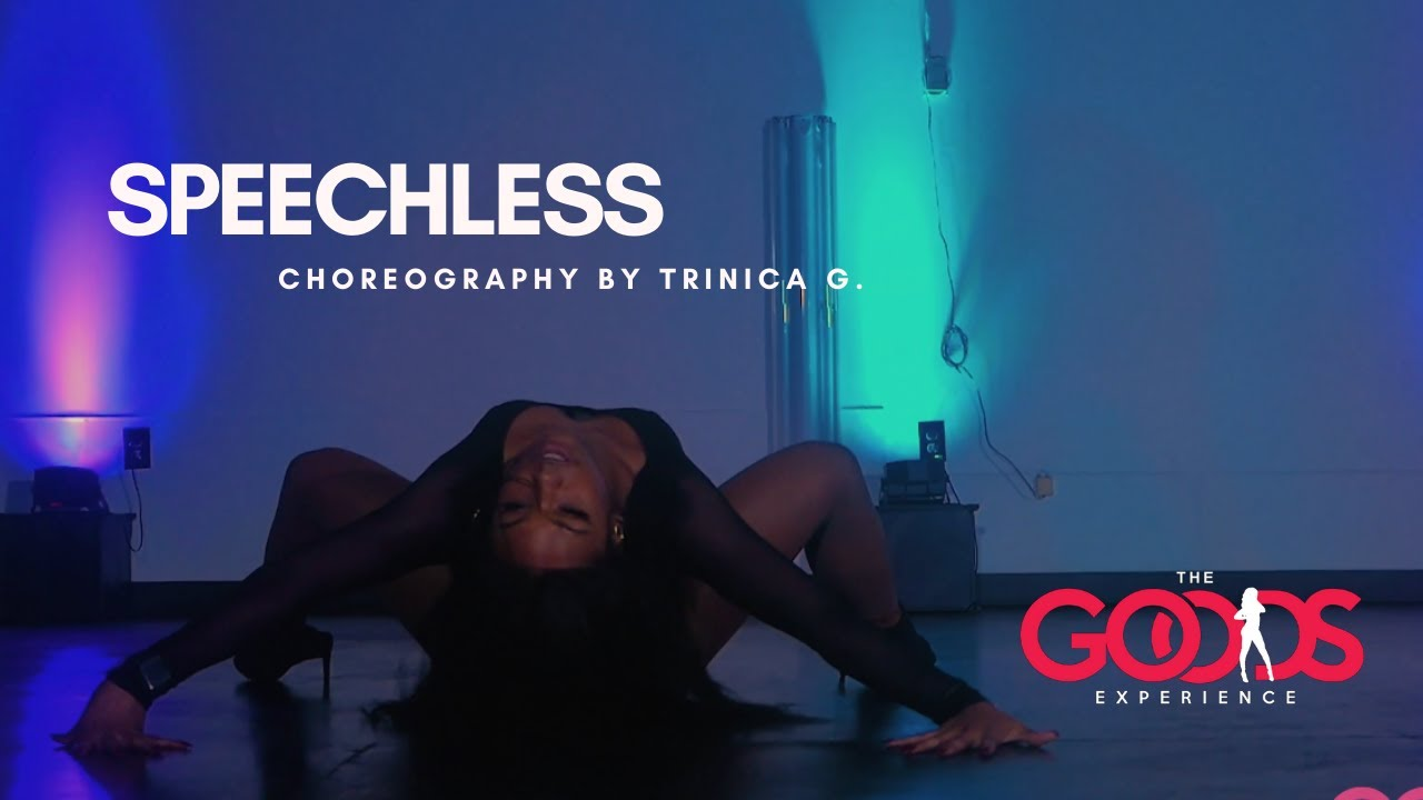 "Beyonce ""Speechless"" Choreography by Trinica G."