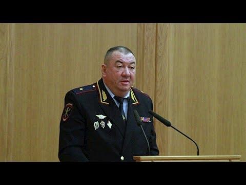 Источник назвал причину отставки начальника московской полиции