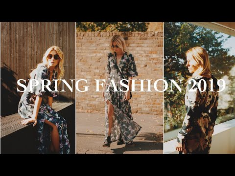 SPRING FASHION TRENDS | DRESS HAUL AND TRY ON (MAY 2019)
