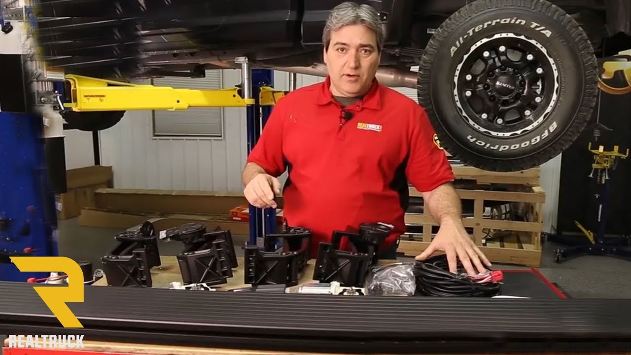 How To Install Amp Research Powerstep Running Boards On A Dodge Ram Mega Cab