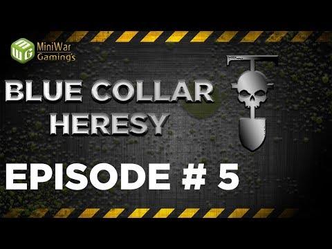 The Hospital - Blue Collar Heresy (Dark Heresy 2nd Edition) Ep 5