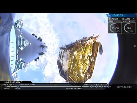 Iridium-7 NEXT Mission