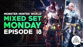 Mixed Set Monday #18 | Teostra Gamma Elemental Crit, Drachen LBG & More!