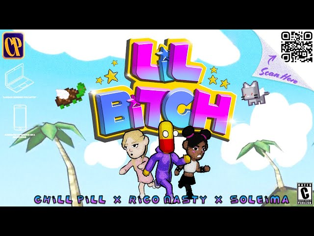 LiLBiTcH - Official Music Video Game (ChillPill x Rico Nasty x Soleima)
