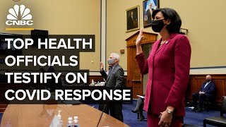 Fauci and top health officials testify on Covid-19 response — 7/20/2021
