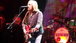 I Won't Back Down LIVE Tom Petty 9-11-14 PNC Arts Center, Holmdel, NJ