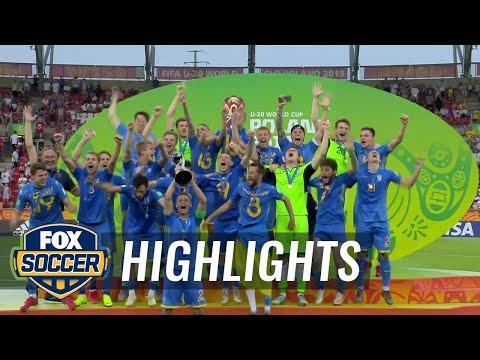 90 in 90: South Korea vs. Ukraine   2019 FIFA U-20 World Cup™ Highlights