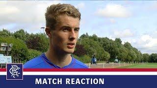 REACTION | Andy Dallas | Rangers Reserves 5-1 St Mirren Reserves