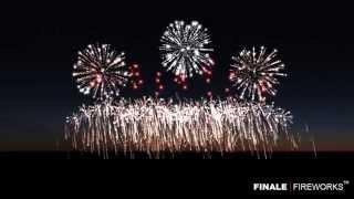 Kaiser Franz Josef - How much is a mile; Fireworks by Schall & Rauch Feuerwerke