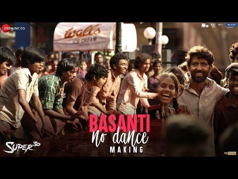 Download Lagu  Making of Basanti No Dance - Super 30 | Hrithik Roshan & Mrunal Thakur Mp3 Free