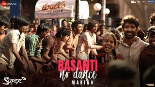 Making of Basanti No Dance Super 30 | Hrithik Roshan & Mrunal Thakur