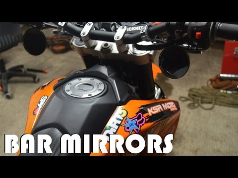 AWESOME NEW MIRRORS !!!