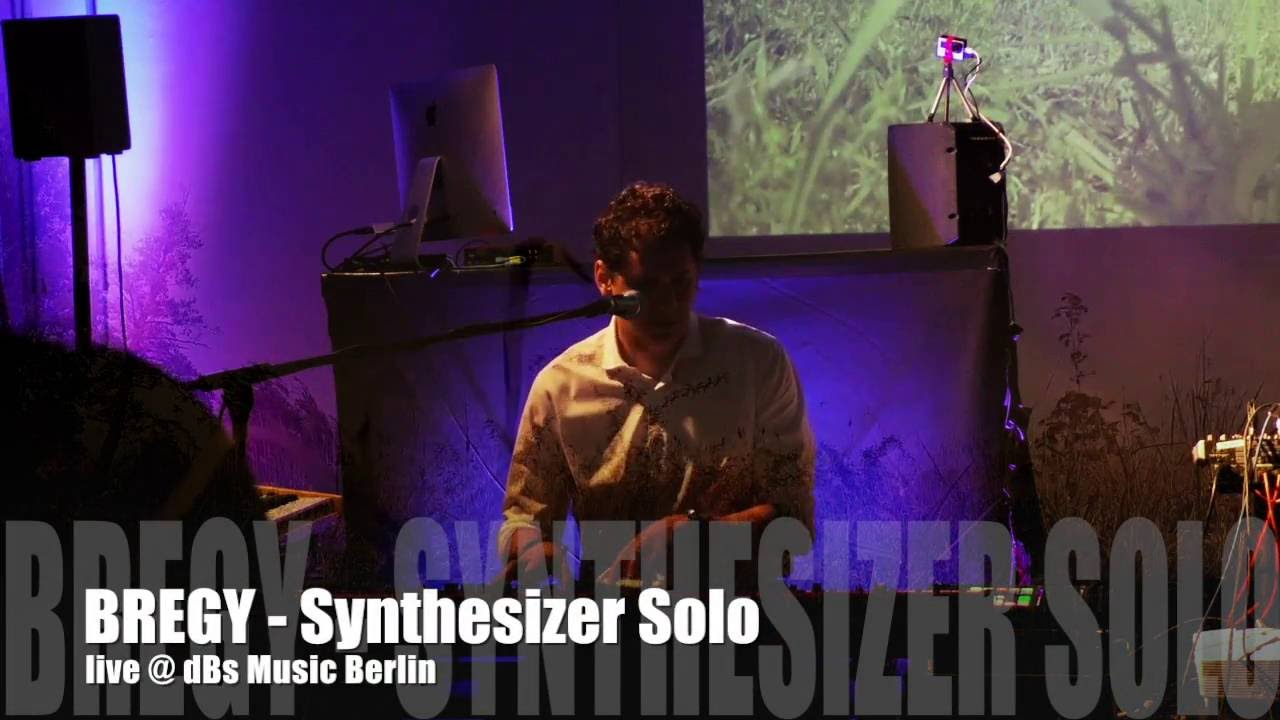 bregy synthesizersolo live dbs music berlin youtube. Black Bedroom Furniture Sets. Home Design Ideas