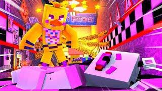 Chica Kills Funtime Freddy?! Minecraft FNAF Roleplay