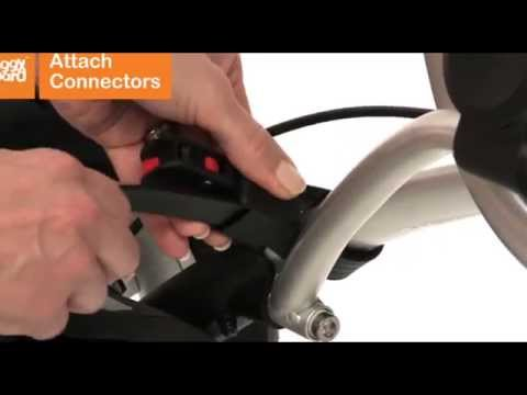 Lascal Buggyboard On The Go - Demonstration Video | Baby Security
