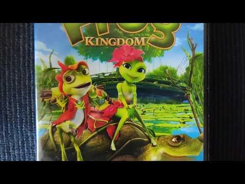 Frog KINGDOM DVD Overview!