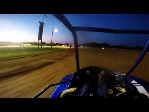 073115 Selinsgrove Raceway Park Rookie 2 Feature