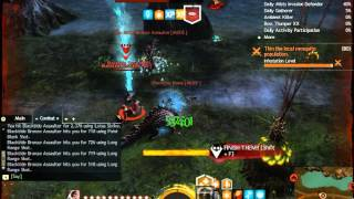 Guild Wars 2 Thief Quick 1v3