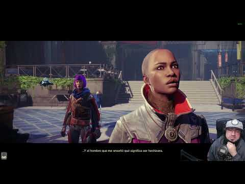 COMIENZO CAMPAÑA LA MALDICION DE OSIRIS 🎮 DESTINY 2 #7 PC Gameplay Español 2K