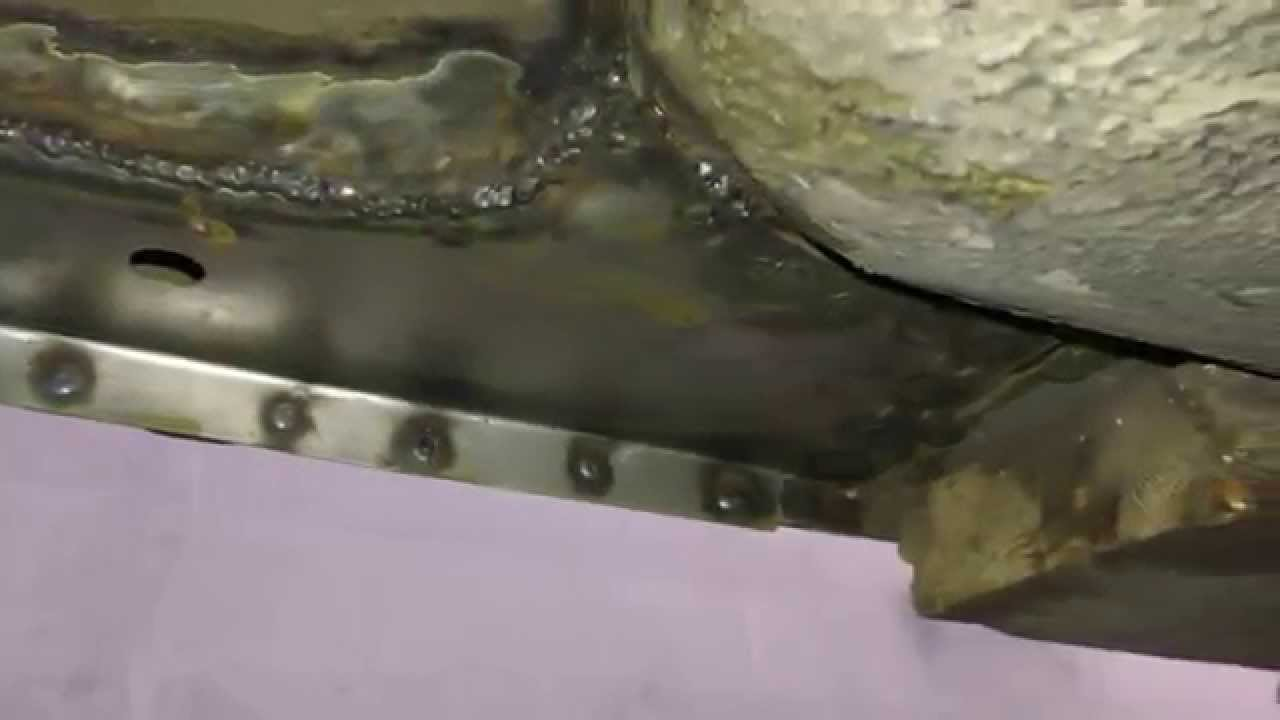 Замена поддомкратника ВАЗ 2109