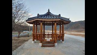 에코랜드 제작 / 함양 / 팔각정자 / 육각정자 / 사…