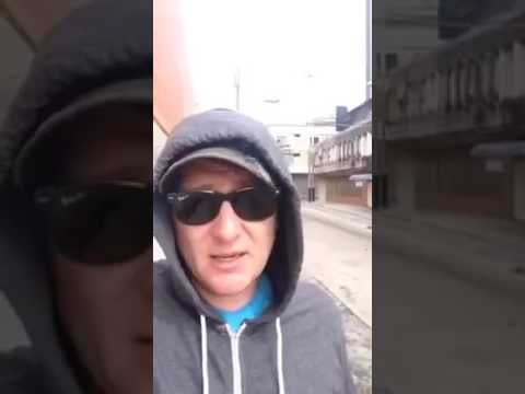 Venezuela  - Valencia - Broke Stranded Disguise