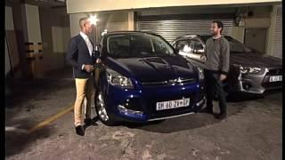 Ford Kuga vs Mitsubishi ASX - Ciro gives his verdict