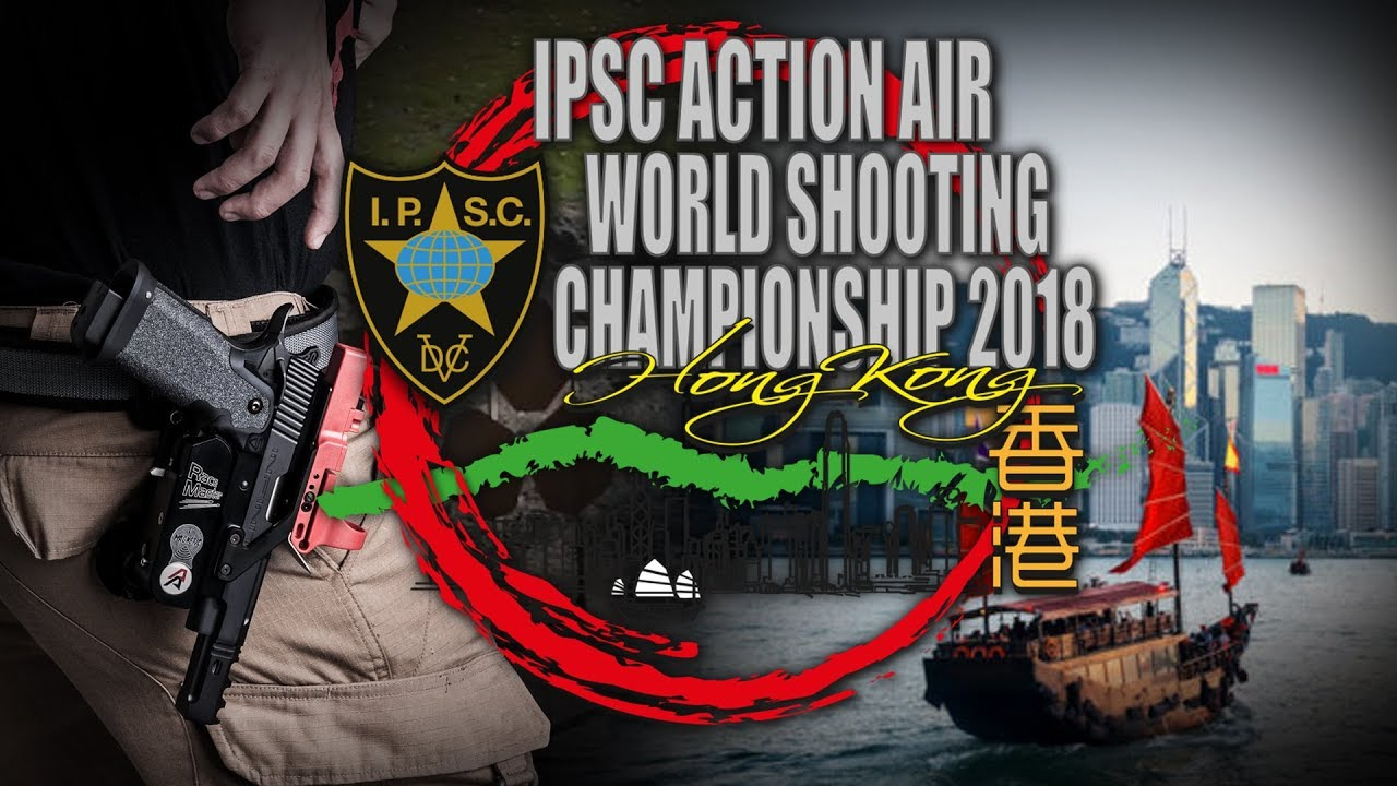 World's First 'Action Air' Global Competition - RedWolf Airsoft RWTV