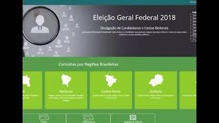 O Tribunal Superior Eleitoral implementou uma ferramenta que vai possibilitar a divulgação de dados do patrimônio já declarado pelos candidatos: é o Módulo ...