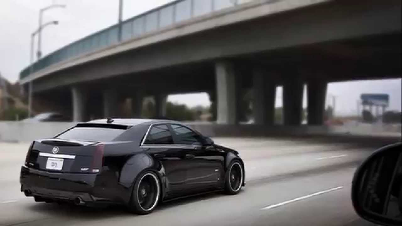 cadillac cts v widebody by d3 cadillac performance engineering youtube [ 1280 x 720 Pixel ]