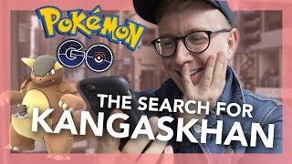PokemonGo Hunting: Kangaskhan in Australia   Tyler Oakley