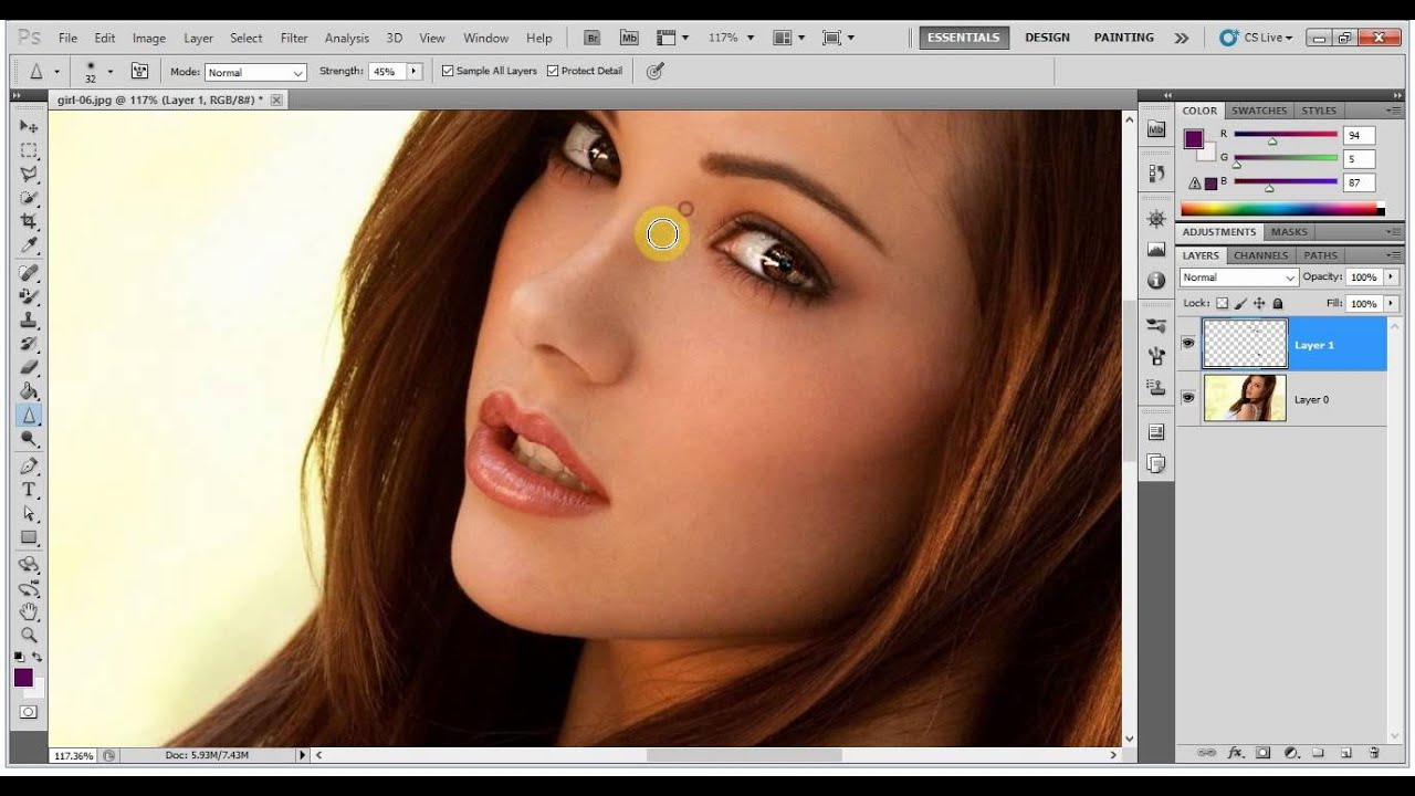 Adobe photoshop tutorial for beginners in hindi sharpen tool in adobe photoshop tutorial for beginners in hindi sharpen tool in photoshop cs5 baditri Images