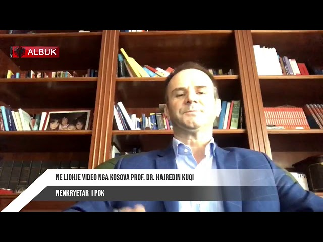 Zeri i Diaspores   Prf Dr Hajredin Kuqi