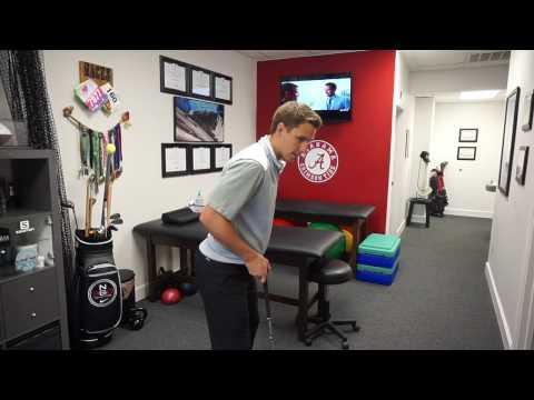 Correct Golf Posture!
