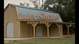Yoder Sheds - Rent To Own
