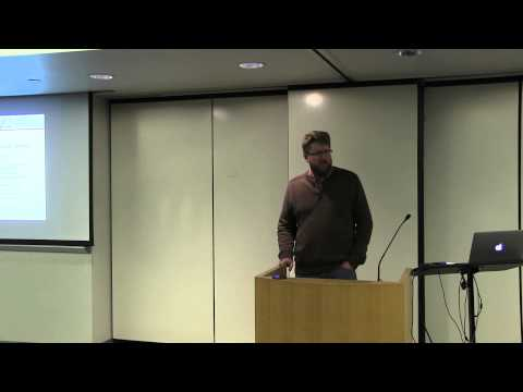 """Ray Siemens: """"Building Blocks of the Social Scholarly Edition"""""""